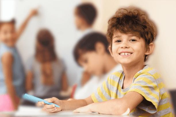 дети готовятся к школе